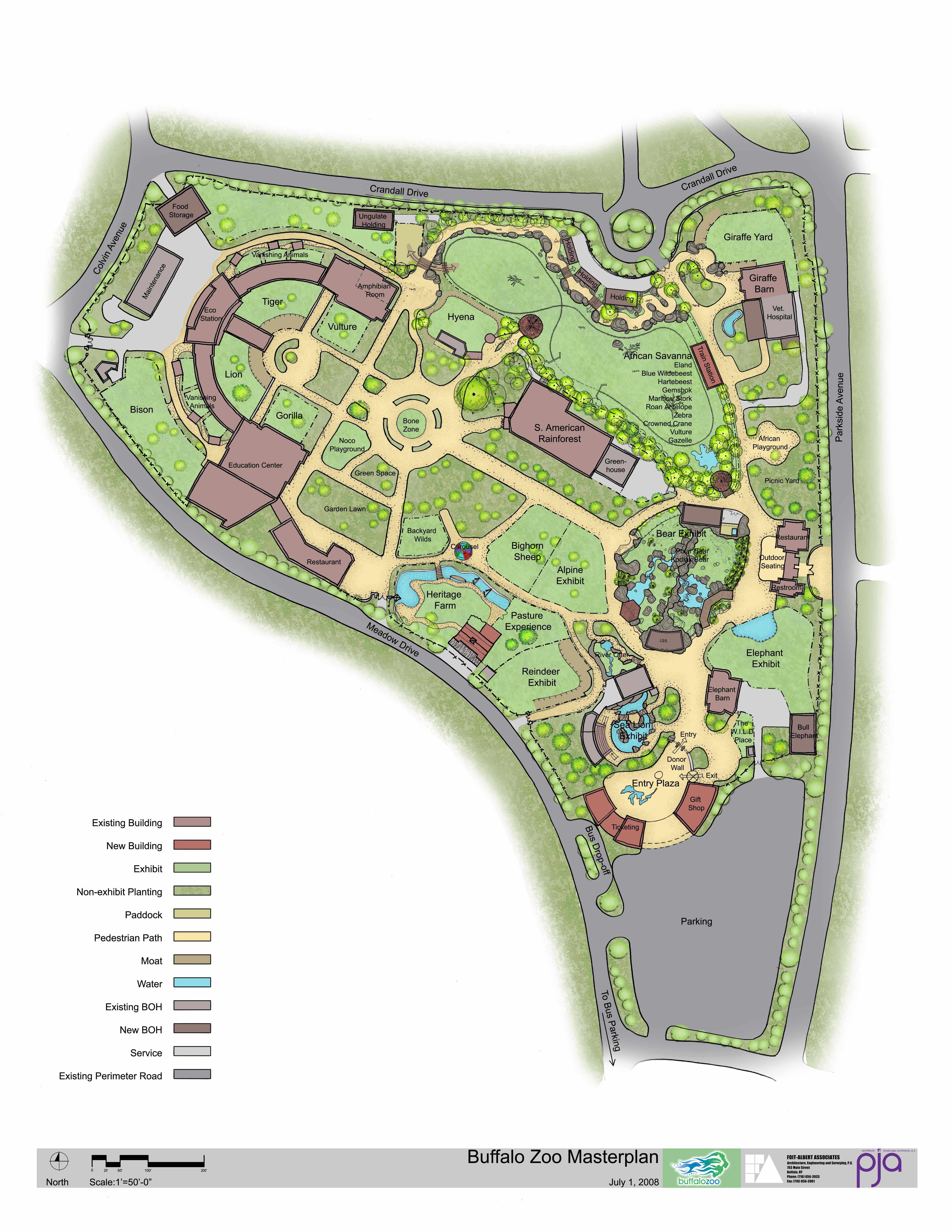 Zoo Design Master Planning